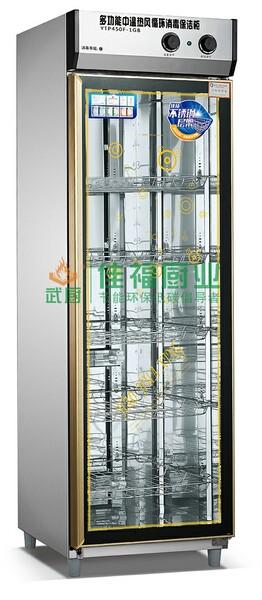 多功能中温热风循环消毒保洁柜单门
