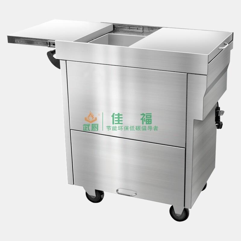 柜式筷子消毒车