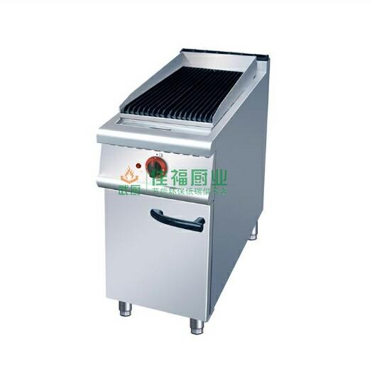 电烧烤炉连柜座