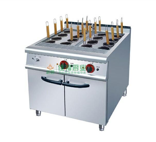电煮面炉连柜座.