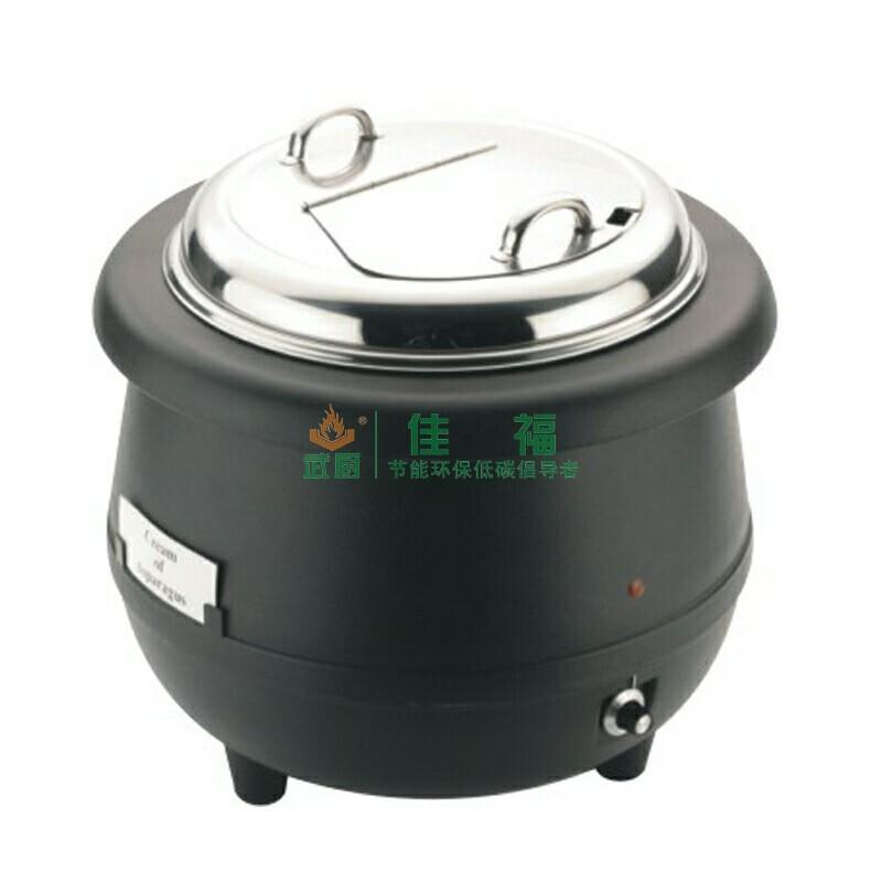 外层树脂电子暖汤煲 10升汤煲