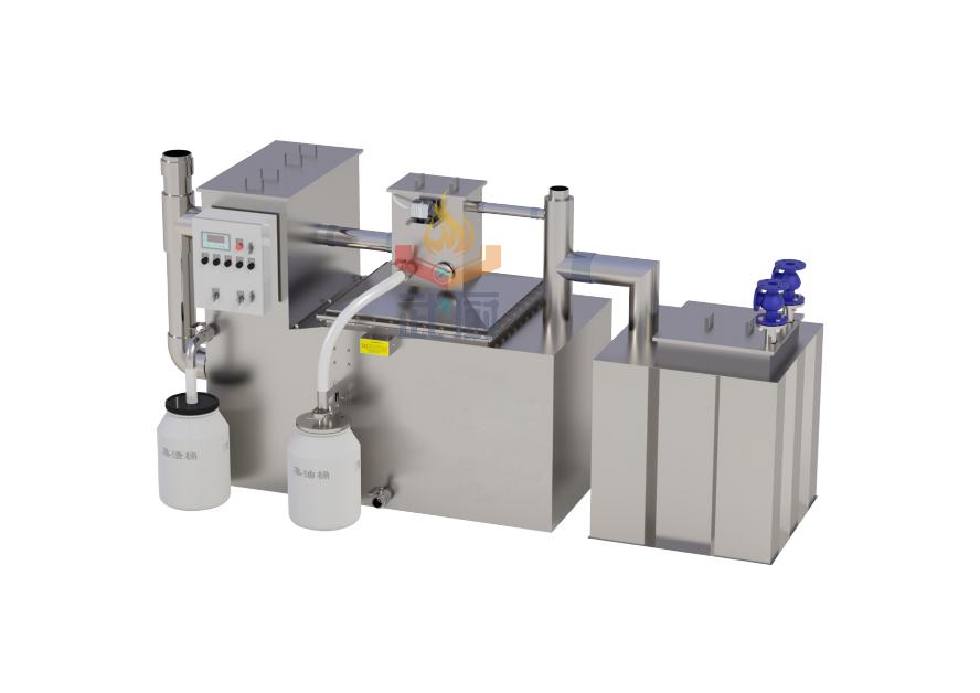 密闭型一体化油脂分离提升设备